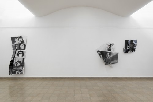 »Installation view, Museum of Art Ein Harod, Kibbutz Ein Harod, Israel«,       2018<br />      Photo: Elad Sarig,       <br />
