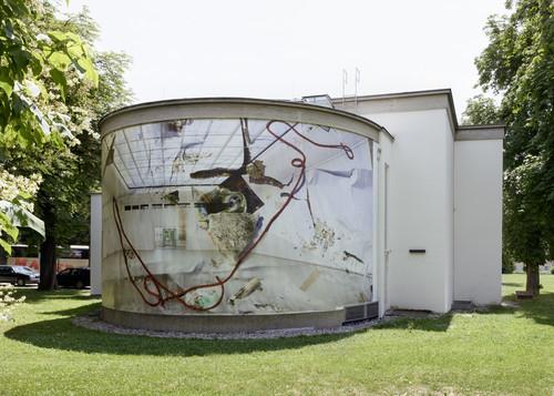 »Installation view Künstlerhaus Graz, Graz, Austria«,       2019<br />             <br />