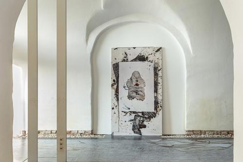 »Installation view Timisoara Biennale, Romania, 2019«,       <br />             <br />
