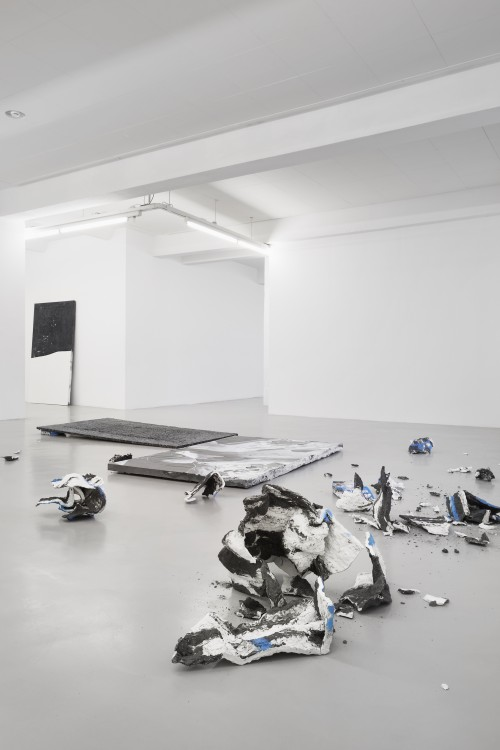 »Installation view GAK Bremen, Bremen, Germany, 2014«, <br /><br />