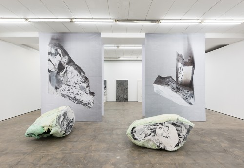 »Installation view, Wentrup, Berlin, Germany, 2014/15«,       <br />             <br />