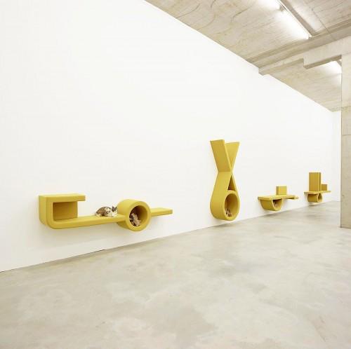 »intercom«, <br /><br />Installation view, Philara / Düsseldorf, Germany, 2017