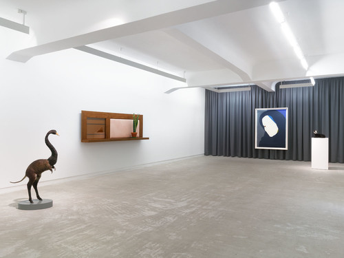 <i>Thébaïde</i>,       <br />             <br />      Galerie Michael Janssen / Berlin, Germany, 2008