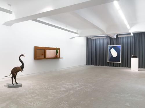 »Thébaïde«, <br /><br />Galerie Michael Janssen / Berlin, Germany, 2008