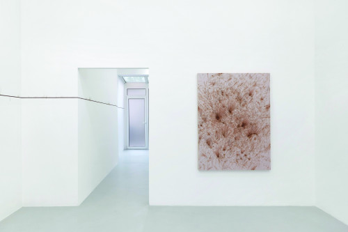 <i>Installation view: LIGHT, Natalia Hug, Cologne</i>,       2016<br />             <br />