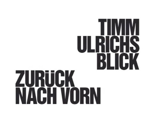 »Timm Ulrichs, interview on the occasion of his solo exhibition at Museum Ritter«, 2010<br /><br />