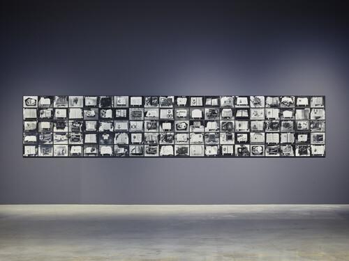 <br />      Exhibition view 'Timm Ulrichs: Vorspiel – Nachspiel', Sammlung Philara, Düsseldorf, Germany, 2021,       <br />
