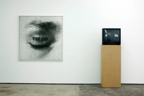 »Installation view Wentrup, Berlin, Germany«,       2010<br />             <br />