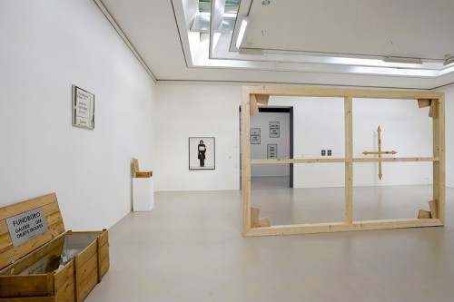 »Installation view Sprengel Museum Hannover, Hannover, Germany«,       2012<br />             <br />