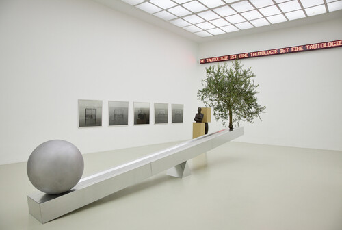 <br />      Exhibition view Kustverein Hannover, Hanover, Germany, 2010,       <br />