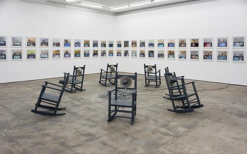 2017<br />      Exhibtion view 'Die Welt im Wohnzimmer`, WENTRUP, Berlin, Germany, 2017,       <br />