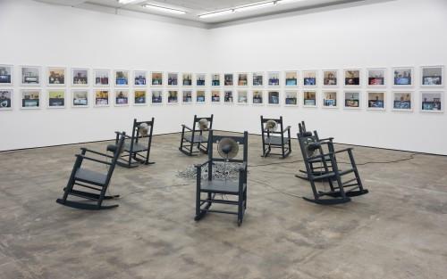»Installation view, WENTRUP, Berlin, Germany«, 2017<br /><br />