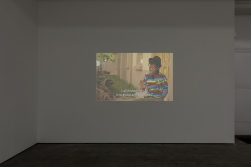 »Installation view, Zanele Muholi, Selected FACES&PHASES and BEULAHS«, <br /><br />