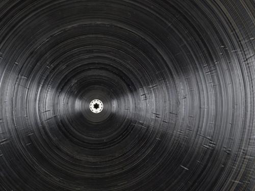<i>schwarze Platte</i>, 2015<br />Detail<br />