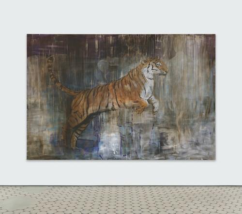 <i>Eschnapoor</i>, 2021<br />oil on canvas, 200 x 300 cm<br />