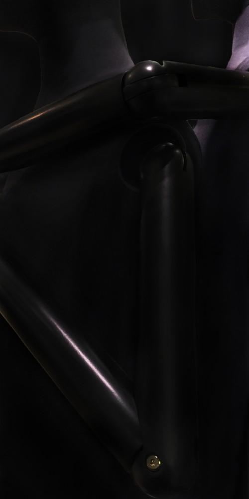 »Gliedermensch #11«, 2017<br />inkjet print, 100 x 50 cm<br />