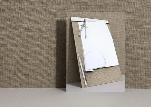 »Set VI«, 2011<br />C-print, 61 x 86 cm<br />