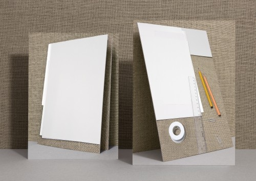 »Set VII«, 2011<br />C-print, 61 x 86 cm<br />