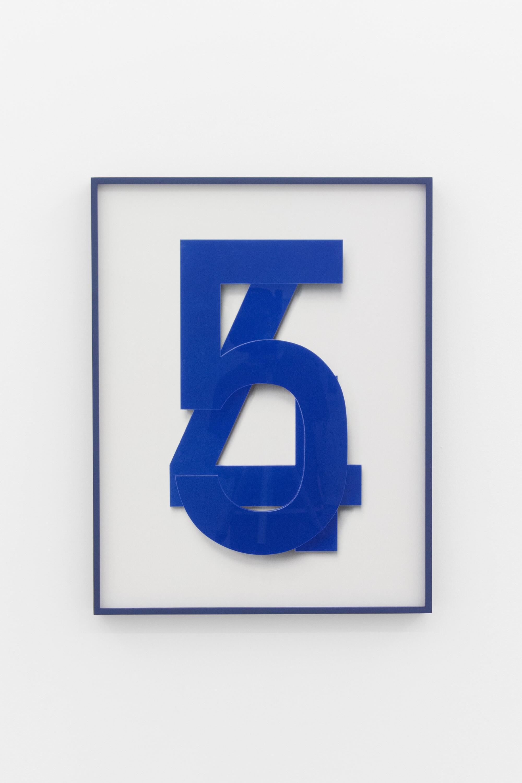 <i>One</i>, 2019<br />Pigment print, framed, 66 x 51 cm<br />Edition 2/4 + 2 AP