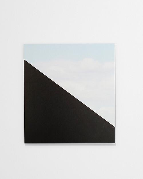 <i>Above</i>, 2019<br />Pigment print on aluminium, 50 x 45,5 cm<br />Edition 2/4 + 2AP