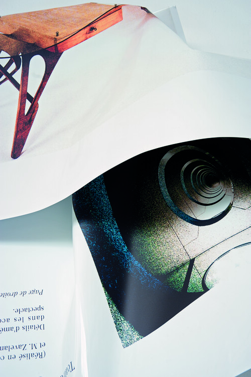 <i>Carlo Mollino</i>, 2011<br />detail<br />