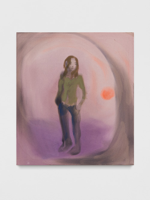 <i>Isle of Skye</i>, 2019<br />acrylic on canvas, 85.5 x 76.5 cm<br />