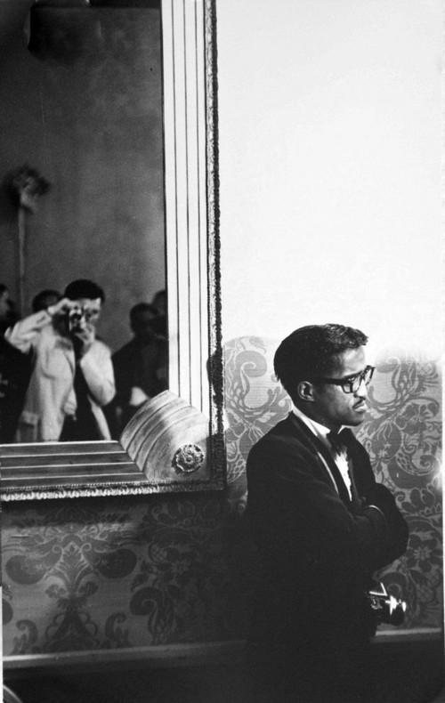 <i>Sammy Davies Jr</i>, 1962<br />vintage photo, 34 x 22 cm<br />
