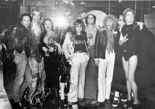 <i>Rodney and the Bon Bons at Rodney's English Disco</i>, 1973<br />vintage photo, 20 x 25 cm<br />