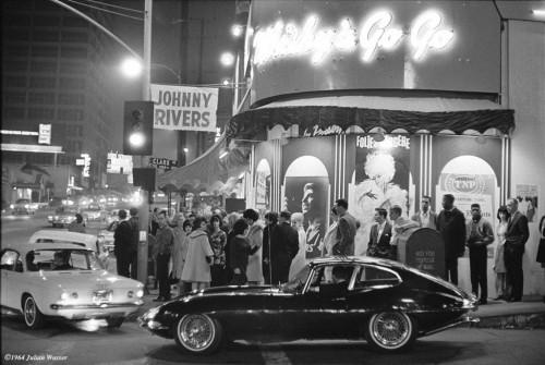 »Whisky à GoGo on Sunset 1964«, 1964/2012<br />glycee print, 34 x 48 cm<br />