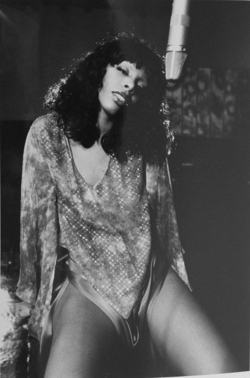 »Donna Summer/ 'Love to Love You Baby recording«, 1975/2012<br />glycee print, 34 x 48 cm<br />