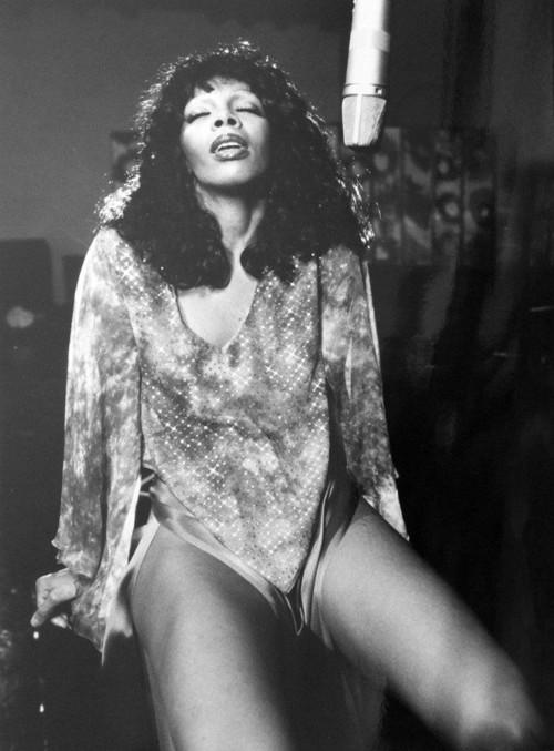 <i>Donna Summer Time Magazine</i>, 1975<br />vintage photo, 25 x 21 cm<br />
